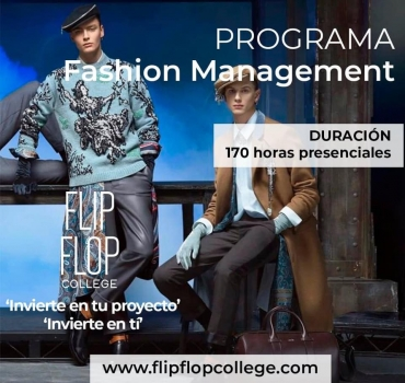 NUEVAS EDICIONES CURSO FASHION MANAGEMENT